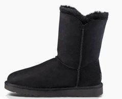 "UGG BAILEY BUTTON II BOOT ""BLACK"", 37"