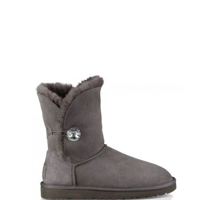 "UGG BAILEY BUTTON BLING BOOT ""GREY"", 40"