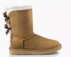 "UGG BAILEY BOW II BOOT ""CHESTNUT"", 37"