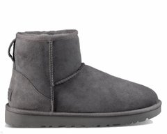 "UGG CLASSIC MINI II BOOT ""GREY"", 40"