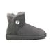 "UGG MINI BAILEY BUTTON BLING BOOT ""GREY"", 39"